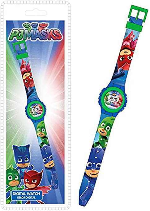 PJ Masks Reloj Digital en blíster (Kids 860017)