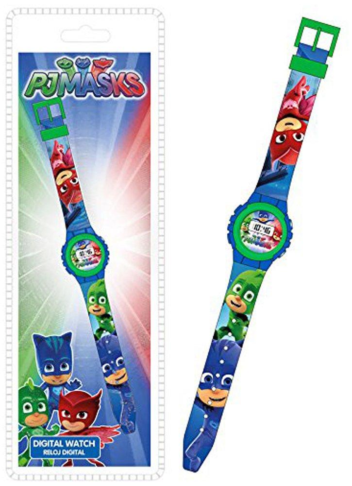 PJ Masks Reloj Digital en blíster (Kids 860017): Amazon.es: Juguetes y juegos