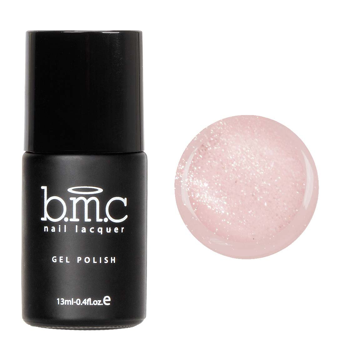 Amazon.com : BMC Super Sweet Sheer Soft Creamy Pastel White UV/LED ...