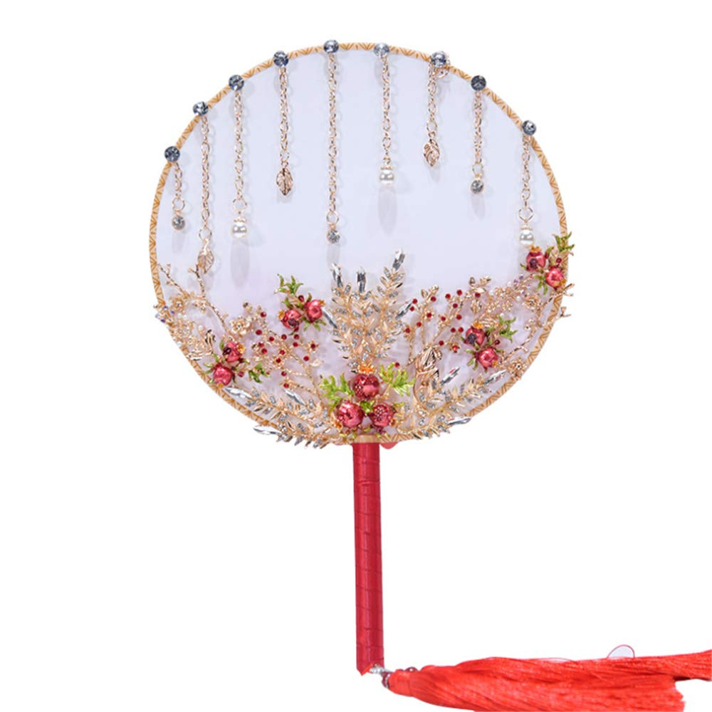 Amazon com: New Lee Wedding Bouquet,Wedding Bride Group Fan