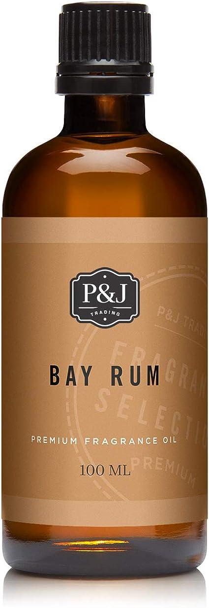 Bahía de Ron Fragancia Aceite – PREMIUM grado aceite perfumado – 100 ml/3.3oz