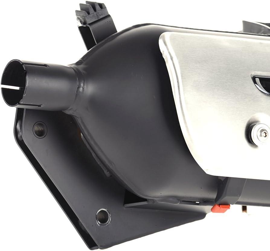 Escape tecni Gas m/áxima de 4/Honda Pantheon 125/Jf12