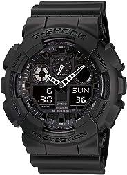 Relogio Masculino Casio G-Shock Anadigi Ga-100-1A1Dr - Preto