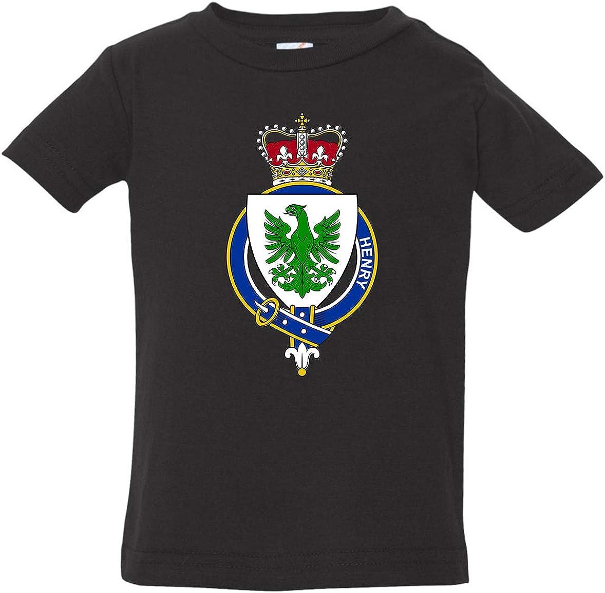 Tenacitee Babys Irish Garter Family Henry Shirt