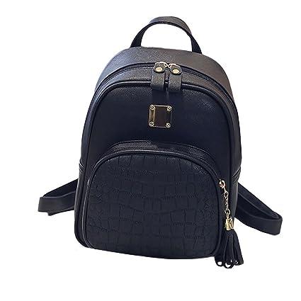 ffcec677cd706 Amazon.com | Clearance Sale! New Fashion Women Backpacks Girl School Bag  Ladies Bags ❤ ZYEE | Kids' Backpacks