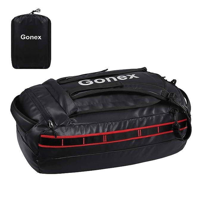 Amazon.com: Gonex - Bolsa de lona resistente al agua para ...