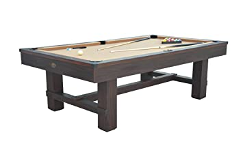 Superieur Playcraft 7u0027 Bryce Pool Table (Brown)