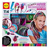 ALEX Spa Ultimate Hair Accessories Salon by ALEX Toys
