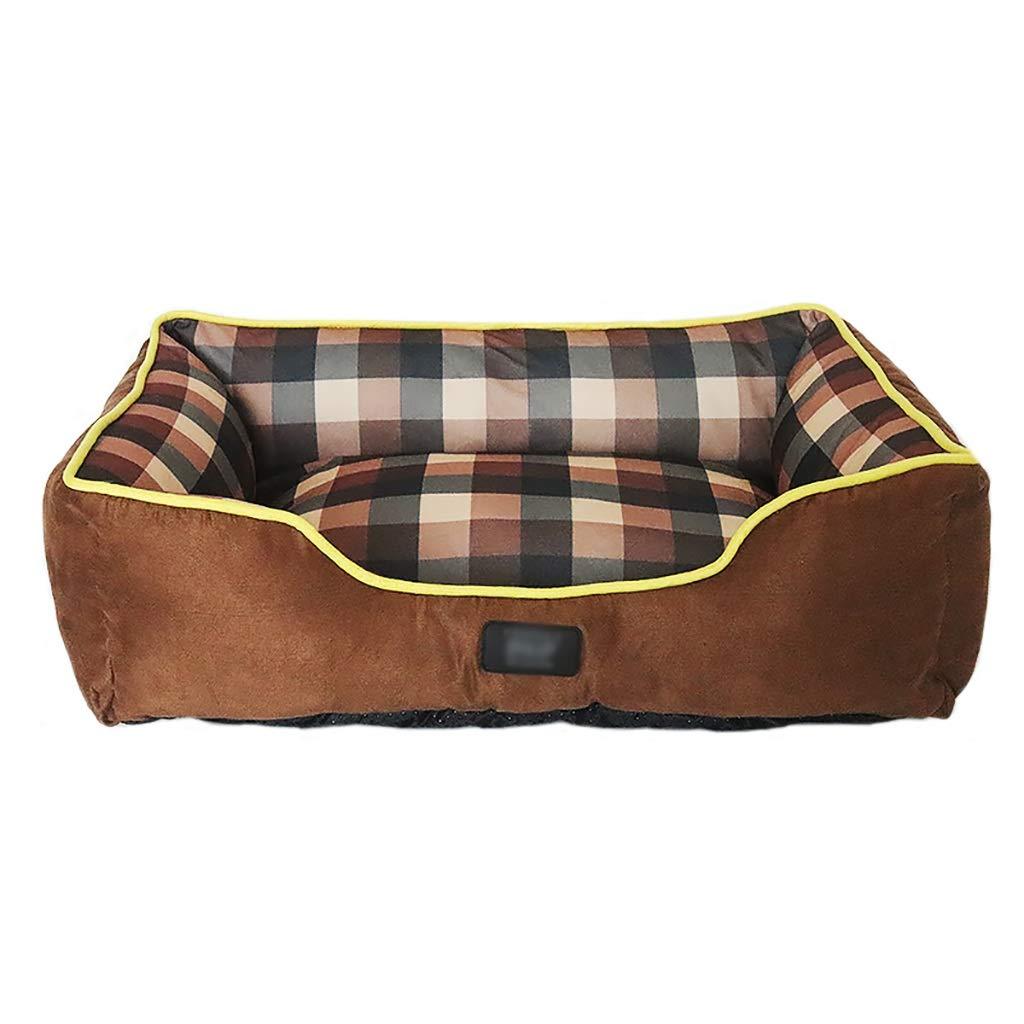 ペットハウス犬小屋小型犬中型犬大型犬洗えるペットの巣ペットベッドペットマット柔らかい快適な四季利用可能 (色 : E, サイズ さいず : 110*80*25) B07MH946LB A 66*55*17 66*55*17 A
