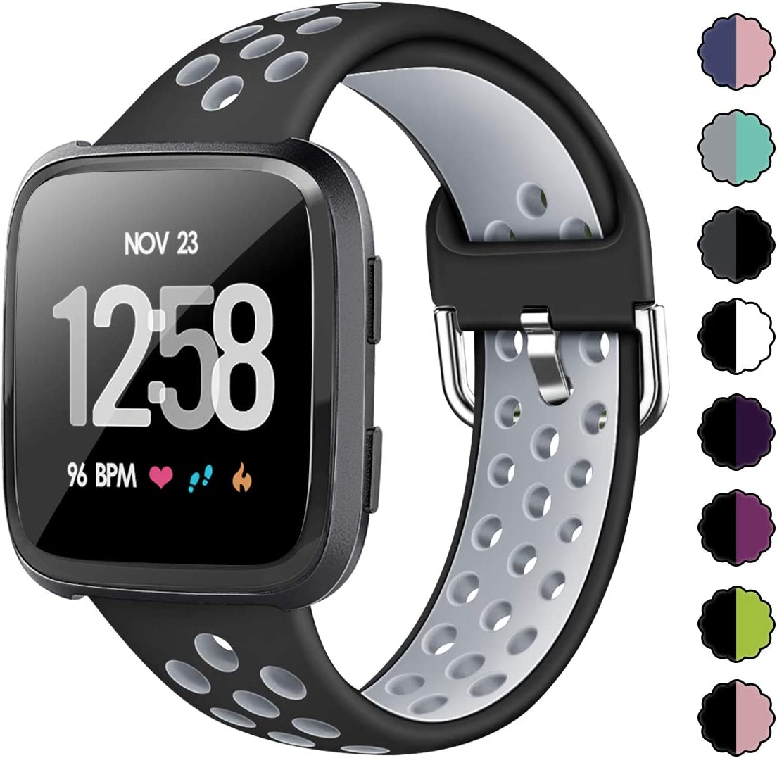 Malla Compatibles Con Fitbit Versa / Versa 2 / Versa Lite,