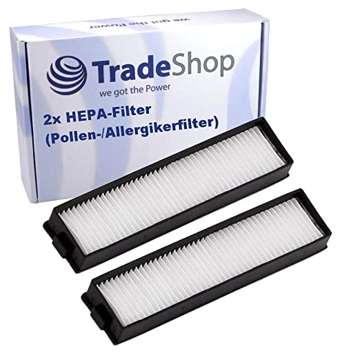 2 x HEPA Filtro de filtro/láminas reemplaza ADV74225701 para LG ...