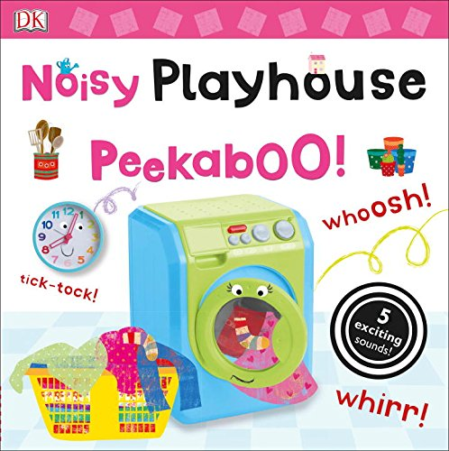Noisy Playhouse Peekaboo!