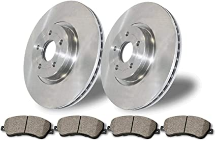 Front And Rear Brake Rotors For 4WD FORD EXPLORER RANGER MERCURY MOUNTAINEER