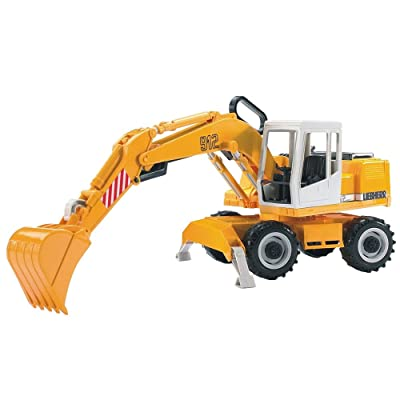 Liebherr Power Shovel: Toys & Games