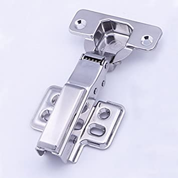 Amazon Dofover 90 110 Degree Spring Loaded Door Butt Hinges
