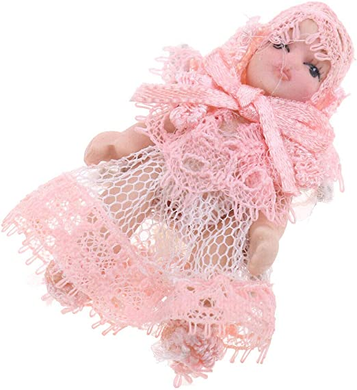 PORCELAIN BABY DOLL HOUSE PEOPLE