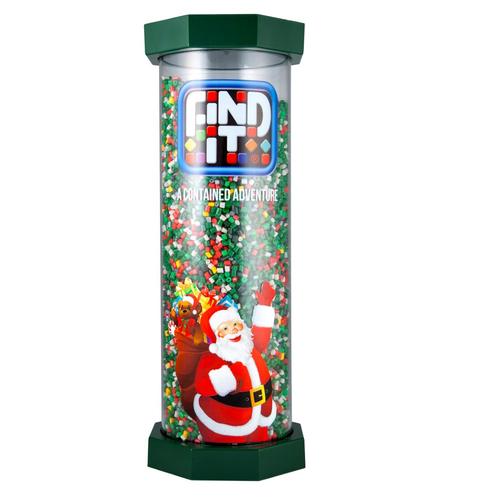 Find It IDG1030 Games - Santa Edition