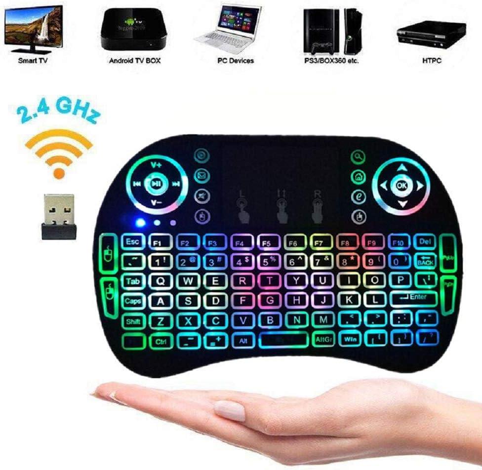 Best 2.4G Mini Wireless Keyboard Mouse 10 Pcs #ABTY