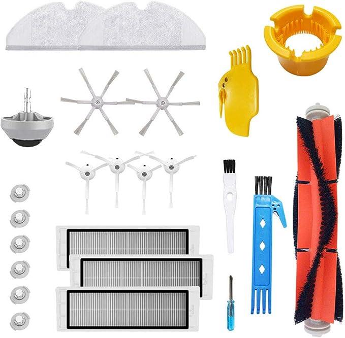 BSDY YQWRFEWYT Kit de Accesorios para Robot Limpiador de ...