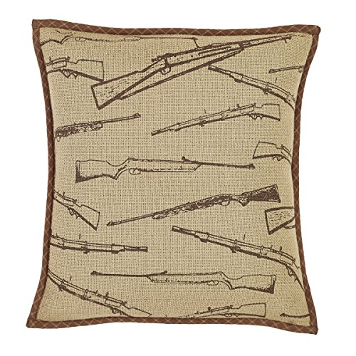 Tallmadge Rifle Pillow Cover 16x16