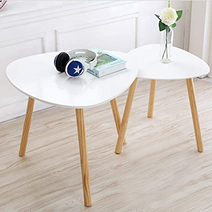 Toys Studio Nesting Tables Triangle Comfort Nesting Coffee Table Modern  Leisure End Table For Home And
