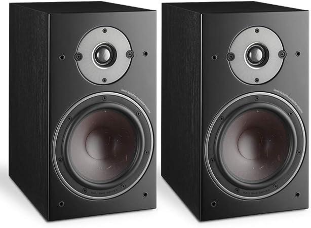 Dali Oberon 3 Regallautsprecher Paar Esche Schwarz Audio Hifi