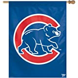 MLB Chicago Cubs 27-by-37-Inch Vertical Flag-Bear