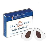 NANOCLEAN GLOBAL Nasofilters,Medium(Brown) - Set Of 1 Box