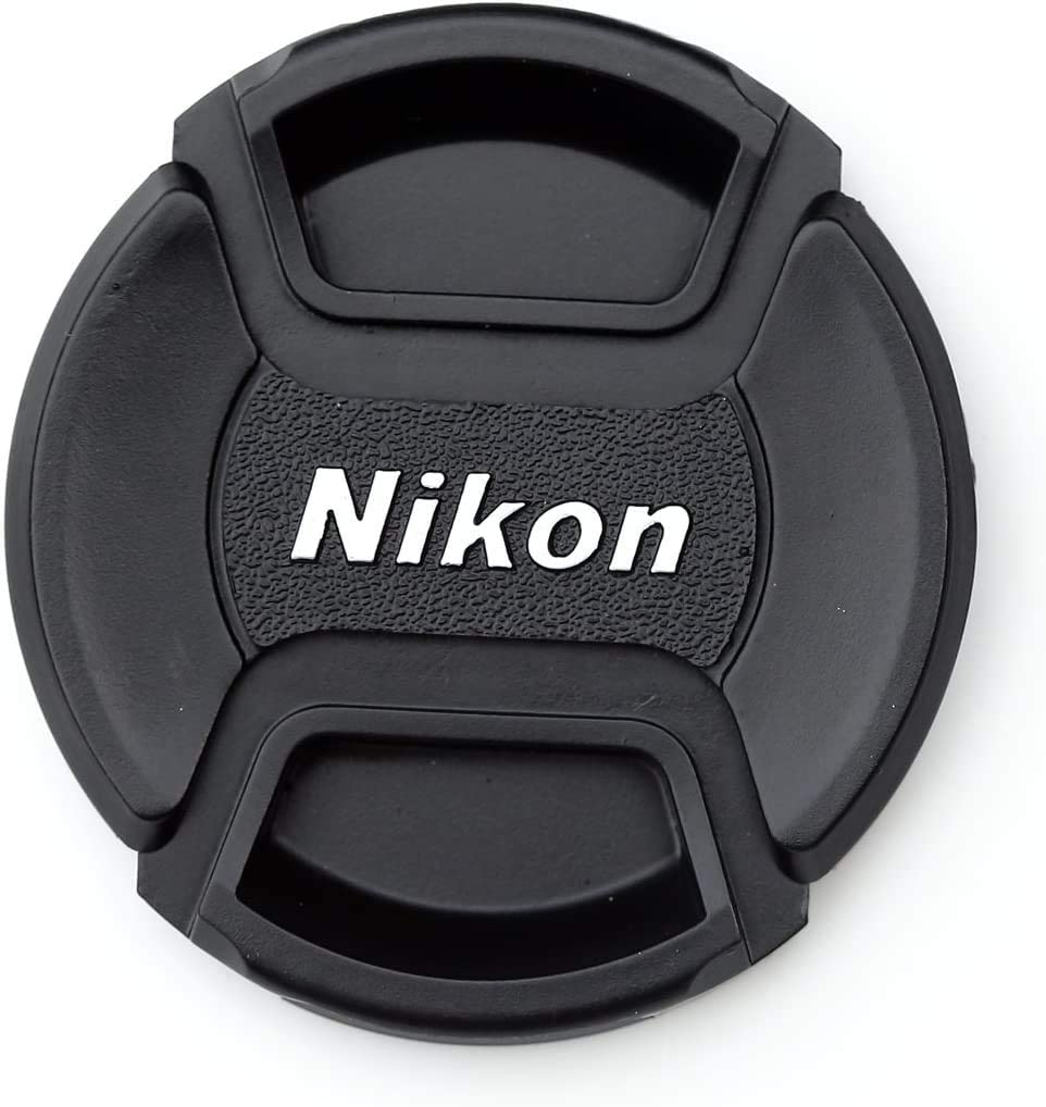 Camera Lens Cap for NIKON 58mm Camera Lens Cover NIKON LC-58 58mm Center Pinch Front Lens Cap