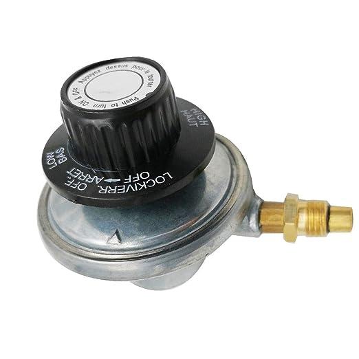 Mensi GLP baja presión regulador de Gas propano regulador ...