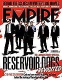 Empire Magazine (December, 2017) Reservoir Dogs 25th Anniversary Cover