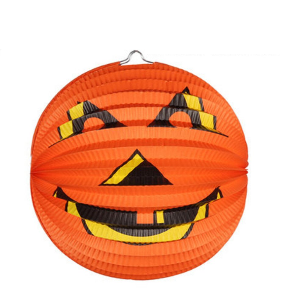 Halloween Jack O Lantern Hanging Party Decorations : Halloween Wikii