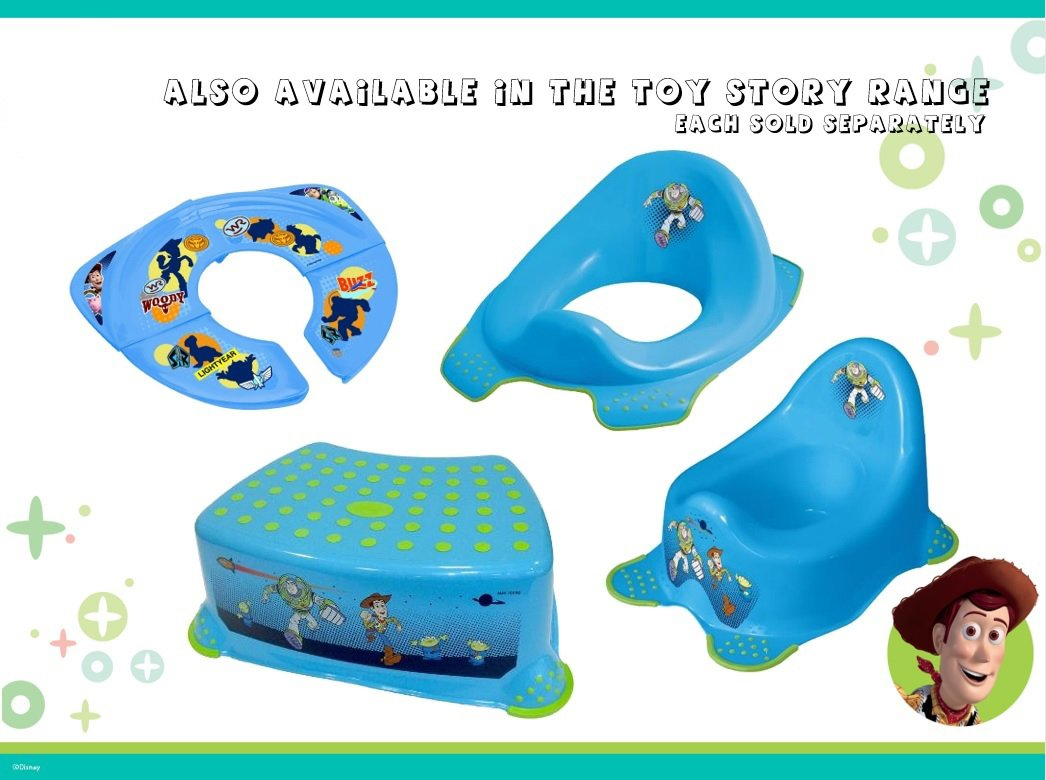 Disney Klapp-Toilettensitz Motiv Toy Story