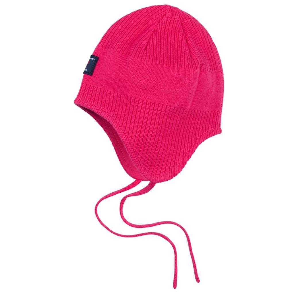 Polarn O Pyret Ribbed Helmet Cap Newborn