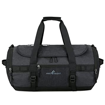 Outry Waterproof Travel Duffle Bag, Nylon Lightweight Sports Gym Bag  including Shoe Compartment, 30L 3bfb984105