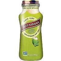 12-Count Taste Nirvana Coco Aloe Real Coconut Water