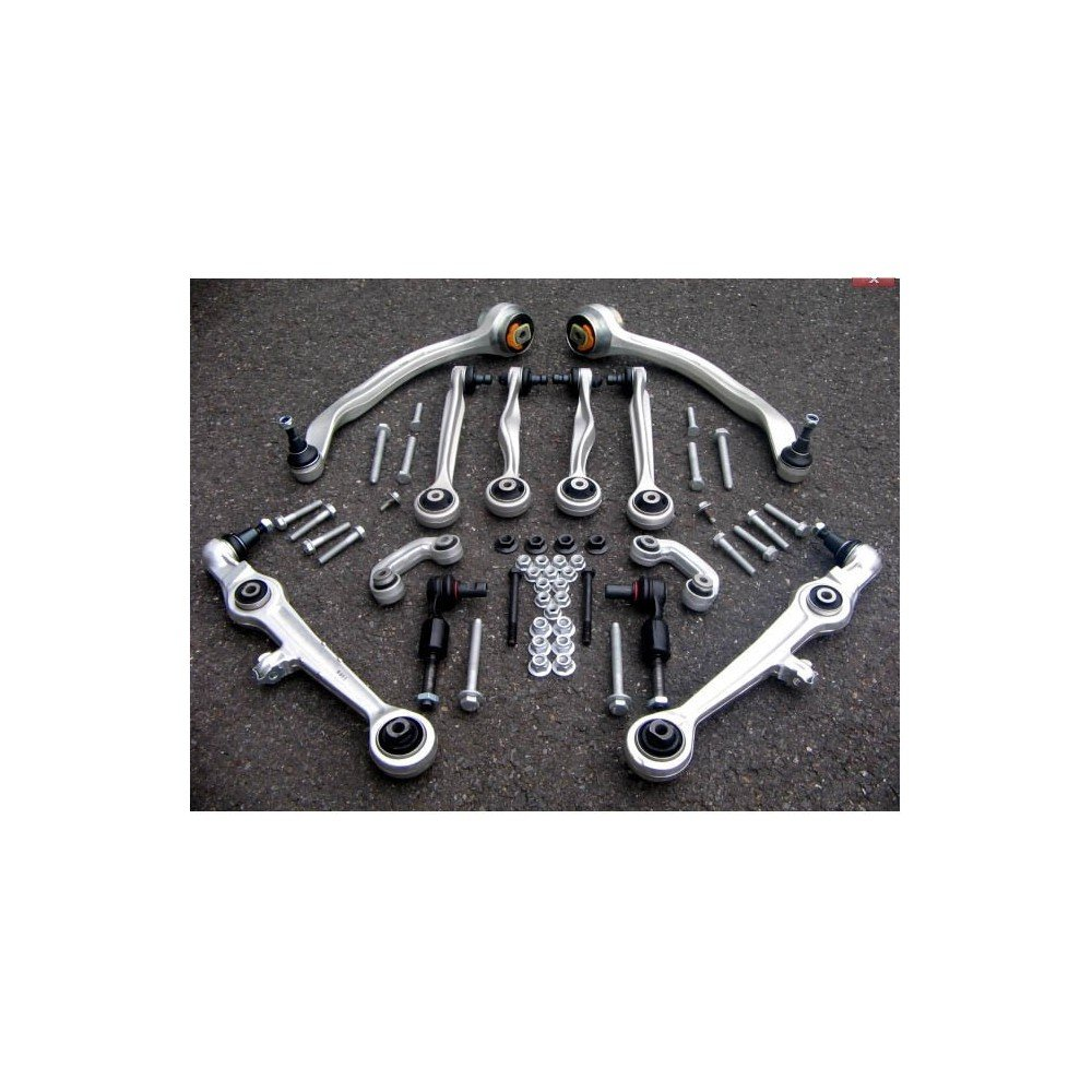Kit Bras Suspension Audi A4 A6 A8 B5 8D2 8D5 essieu Avant Autoparts
