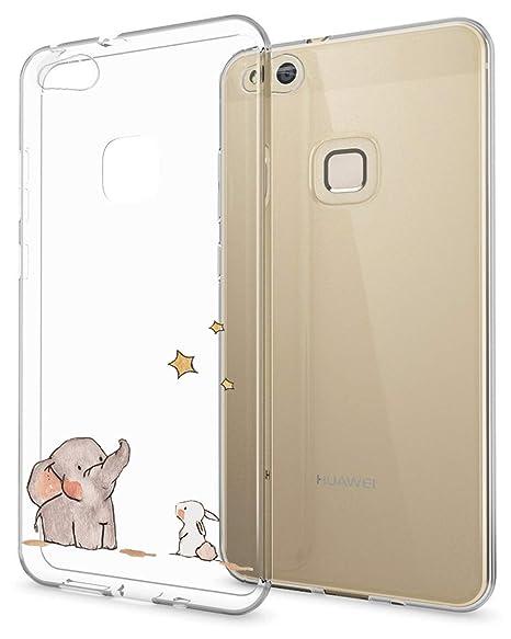 Alsoar Funda Compatible/Reemplazo para Funda Huawei P10 Lite ...