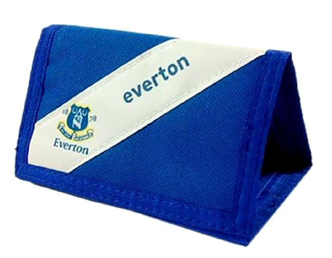 Monedero Everton Inglés Premier League Tri Fold: Amazon.es ...