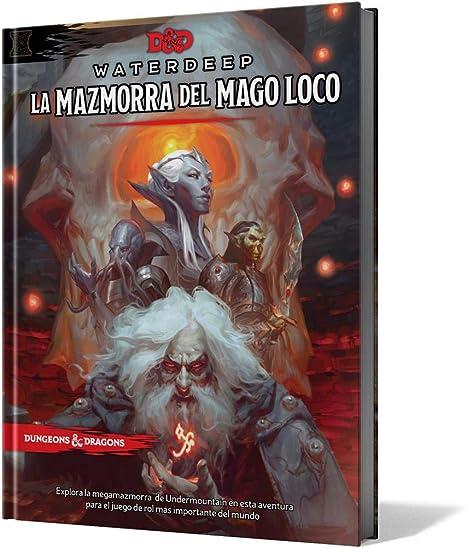 Dungeons & Dragons Waterdeep: La Mazmorra del Mago Loco, Color ...