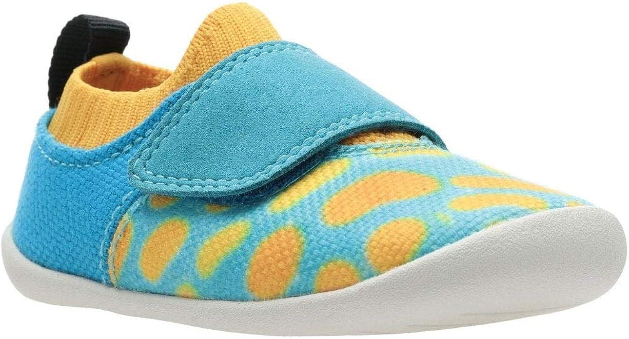 Clarks Roamer Geo T Kids First Shoes 3