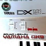 YAMAHA DX-9 Huge Sound Library & Editors on CD