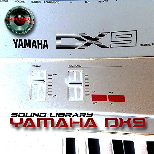 YAMAHA DX-9 Huge Sound Library & Editors on CD by producer-tools