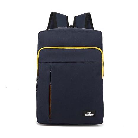 upsun (wenjie) lona mochila para portátil bolso de escuela de viaje mochila trabajo de