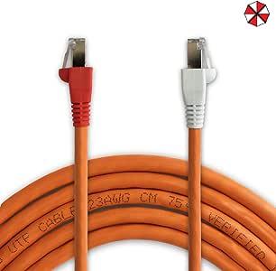 Umbrella Network Cat6 Gigabit Ethernet Kablosu 25 Metre
