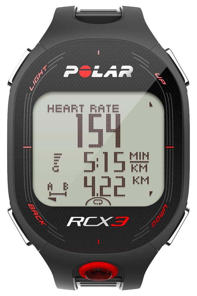 Polar RCX3 Run Fitness Tracker