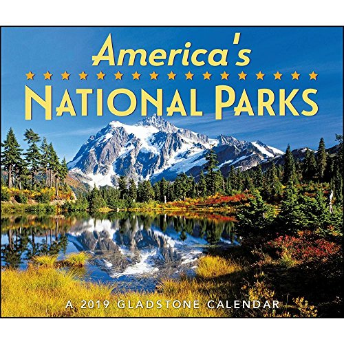 (SMALL CHANGES Calendar 2019 Americas National Parks, 1 EA)