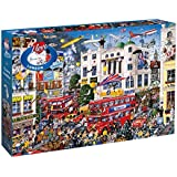 Gibsons I Love London Jigsaw Puzzle, 1000 piece