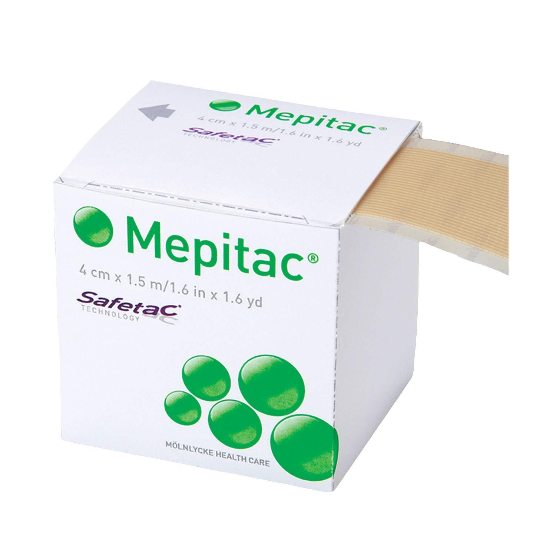 "Mepitac 298400 Soft Silicone Tape, 1-1/2"" x 59"""