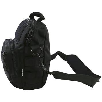 Kombat UK Unisex Hex-Stop Explorer Shoulder Bag 7876b5ecc2f38